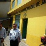 Conflicto de trabajadores despedidos municipalidad de Jalapa