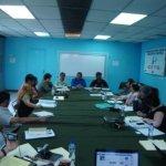 Mision de la OIT con afiliadas a la CSA CSI en Guatemala CUSG CGTG UNSITRAGUA